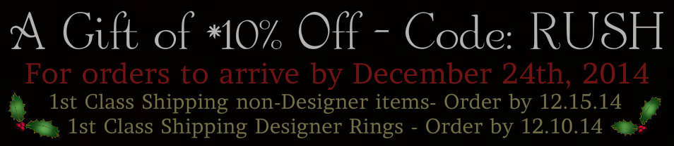 JustMensRings has Tungsten and Titanium Men's Rings with 10% Off!
