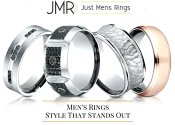 Just Men's Rings Style That Stands Out