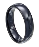 Men's Black Ceramic Band - JC0003