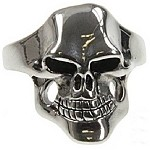 Scott's Favorite Skull Ring - JSS0182