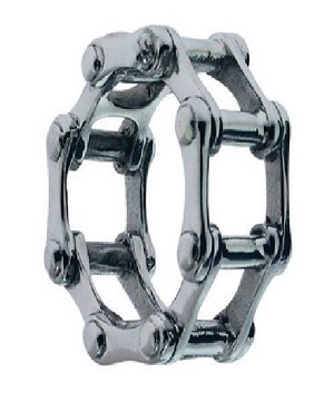 Stainless Steel Bike Chain Ring - JSS0099
