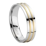 Titanium Wedding Band - JT0003