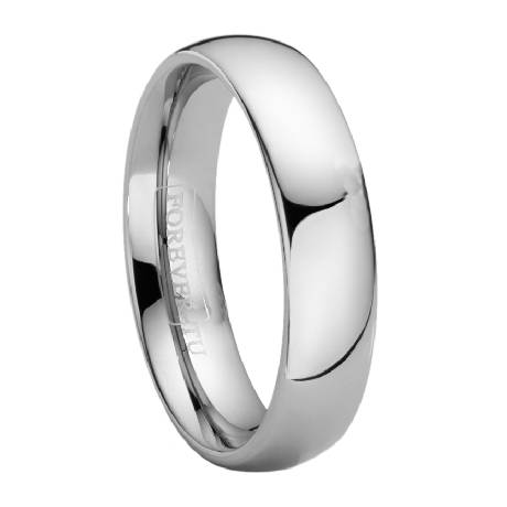 Thin Tungsten Wedding Band Just Mens Rings