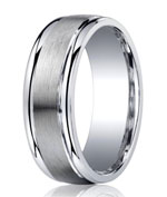 Men's Silver Fashion Rings