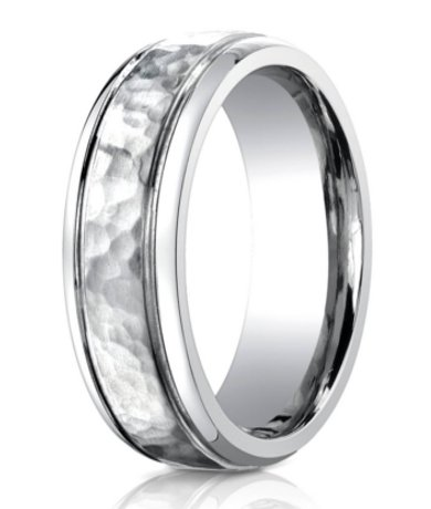 Cobalt Wedding Bands | Hypoallergenic Wedding Rings | Larson Jewelers