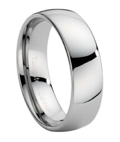 mens tungsten wedding bands - Wedding Rings Mens