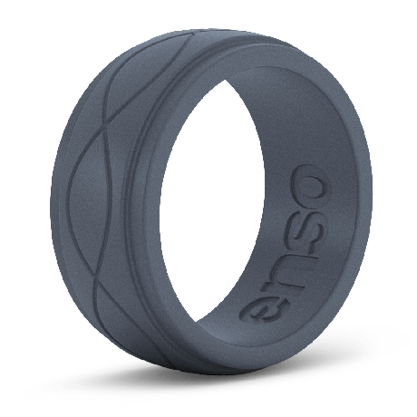 Men's Silicone Fashion Rings