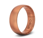 ENSO Classic Elements Silicone Ring - Copper